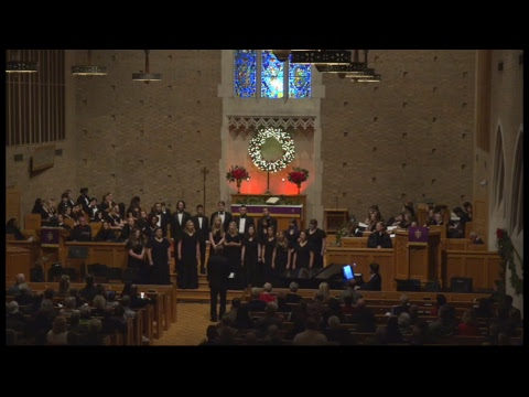 Catawba College 31st Annual Service of Lessons & Carols - Part 1