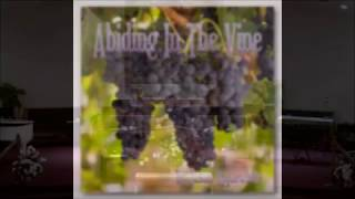 Abiding in the Vine   SERMON