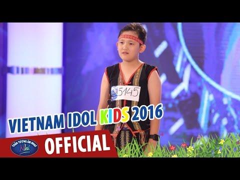 VIETNAM IDOL KIDS - THẦN TƯỢNG ÂM NHẠC NHÍ 2016 - THÊNH THÊNH OH ƠI -QUỐC HƯNG
