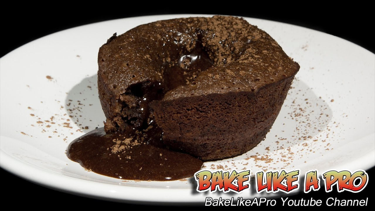 Lava Cake Recipe Muffin