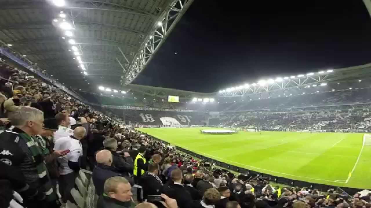 Juventus Turin Mönchengladbach