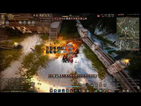 Repeat Black Desert - Lvl 60 Warrior Try to survive Aakman's
