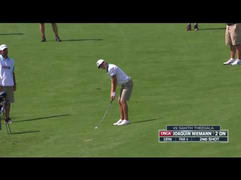 U.S. Amateur: Round of 32 and Round of 16 Highlights