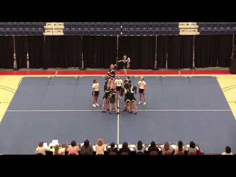 2019 State Cheerleading Championships Old Town High School Class B North