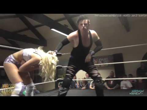 *Intergender contest* Bobbi Tyler vs Kelly Sixx / PWP: Fight-League