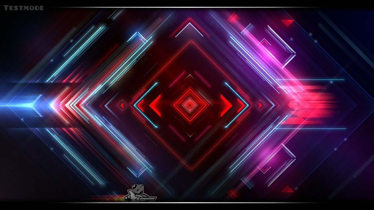 timelapse 3 abstract background geometry dash 2 11 darwin youtube geometry dash 2 11