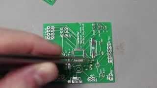 SMD Soldering - the easy way