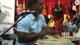 1st MEINL Percussion Day in Puerto Rico Micheo Music August 2013