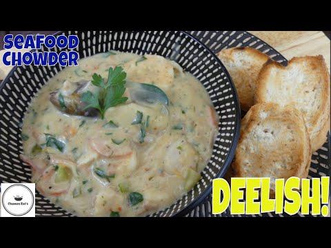 easy-seafood-chowder-recipe