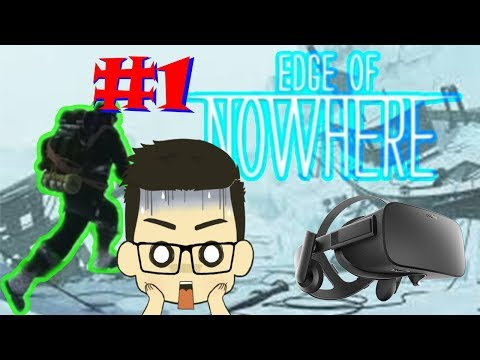 VR Horror - The Edge Of Nowhere - Spidermonsters and Penguins - Part 1