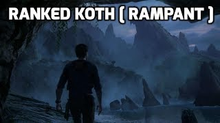 Uncharted 4 » Ranked KOTH Rampant » vs JustJoe95 , X-ITALION-PRO-X- ,luigimatrone and Co