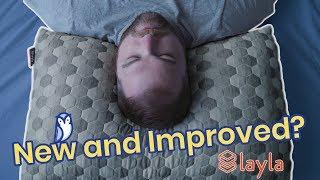 layla pillow review 2021 tuck sleep