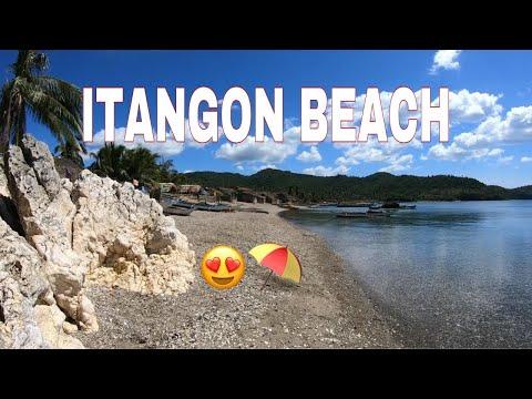 Itangon Beach ⛱💦🌤Bula, Camarines Sur