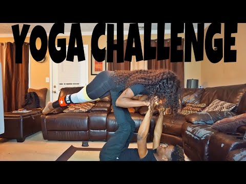YOGA CHALLENGE WITH TONY!!!