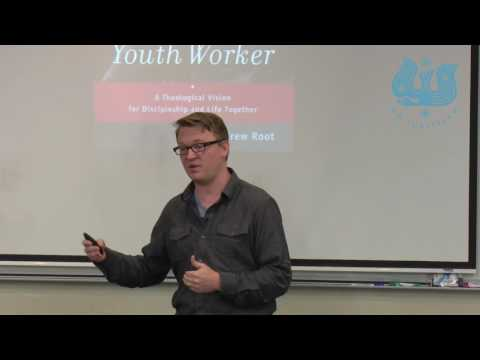 Andrew Root – Dietrich Bonhoeffer as Youth Worker (Whitley College Public Lecture)