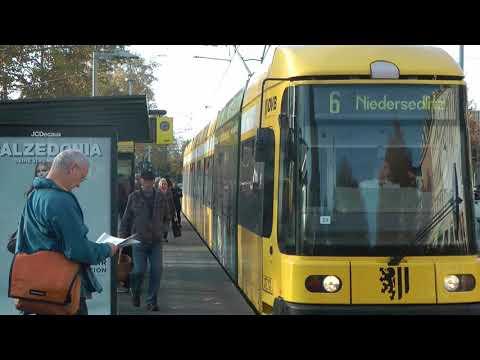Straßenbahn Dresden 2018 Wagony - Fahrzeuge