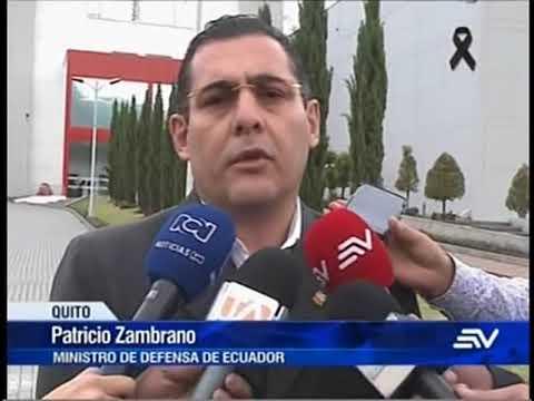 Autoridades de seguridad de Ecuador y Colombia aumentan recompensa por información de 'Guacho'