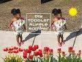 DIY [Beginner Sewing] Toddler Ruffle Romper
