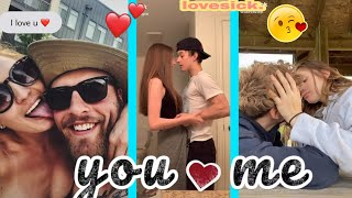 Cute Couples 🦋 on TikTok  that will make you feel 𝐒𝐈𝐍𝐆𝐋𝐄 part 3