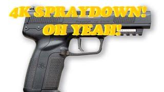 CS:GO | Five-Seven 4K Spraydown! (w/ New Intro!)