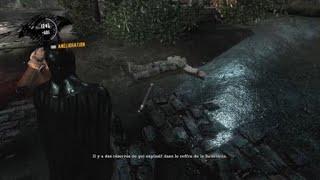 Batman: Return to Arkham - Arkham Asylum 1st play