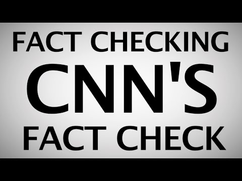 Fact Checking CNN's Fact Check on Planned Parenthood - YouTube