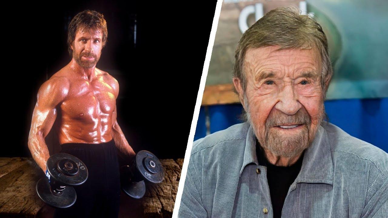 10 Cosas Que No Sabias De Chuck Norris Youtube