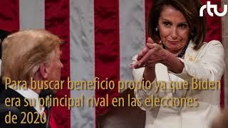 DONALD TRUMP ENFRENTA SU PRIMERA AUDIENCIA ANTE EL SENADO