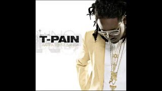 low flo rider t-pain (with lyrics)
