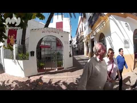 A Tour of Marbella Old Town, Casco Antiguo