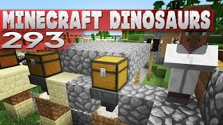 Minecraft Dinosaurs! || 293 || Sifters and fish