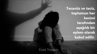 Taciz/Tecavüz ve İdam Konusu
