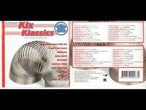 Kix fm Kix Klassics Compilation Disc 1.