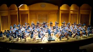 Call Me Maybe - Walton High School Orchestra Camp 2012