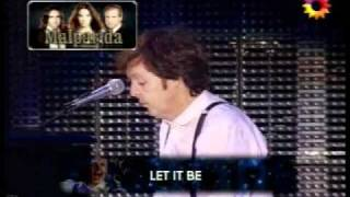 Repeat youtube video Paul McCartney Ob-la-di, Ob-la,da / Back in the U.S.S.R. / Let It Be Argentina 11-nov-2010
