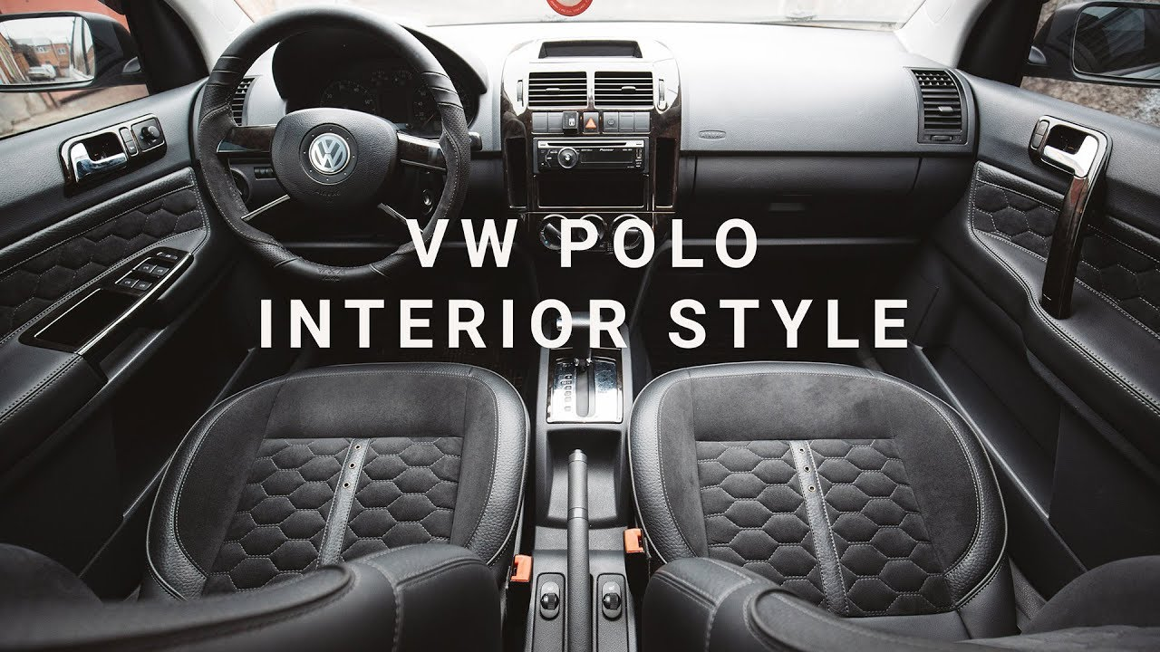 VW Polo interior styling - YouTube