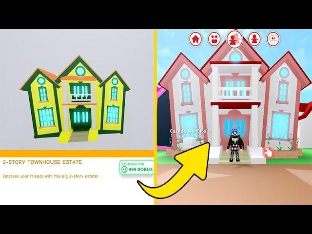 Comprei A Maior Mansao Do Meepcity No Roblox 999 Robux Youtube Comprando A Casa De 999 Robux No Meepcity Roblox Youtube