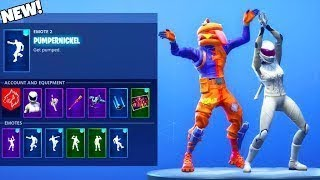 How to get UNRELEASED SKINS, and EMOTES into your Fortnite game!