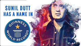When Suniel Dutt This Film Created Guinness Book Of Word Record