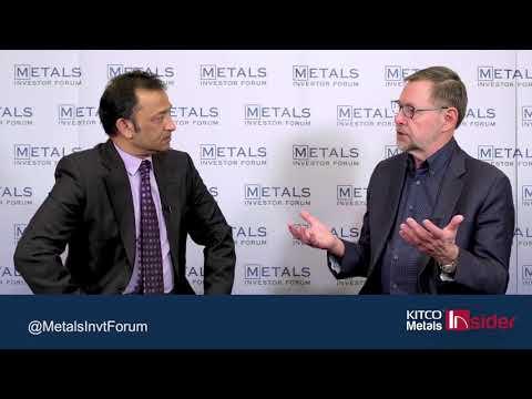 Joe Mazumdar Talks To Jim Gowans Of Trilogy Metals Inc At Metals Investor Forum In Toronto.