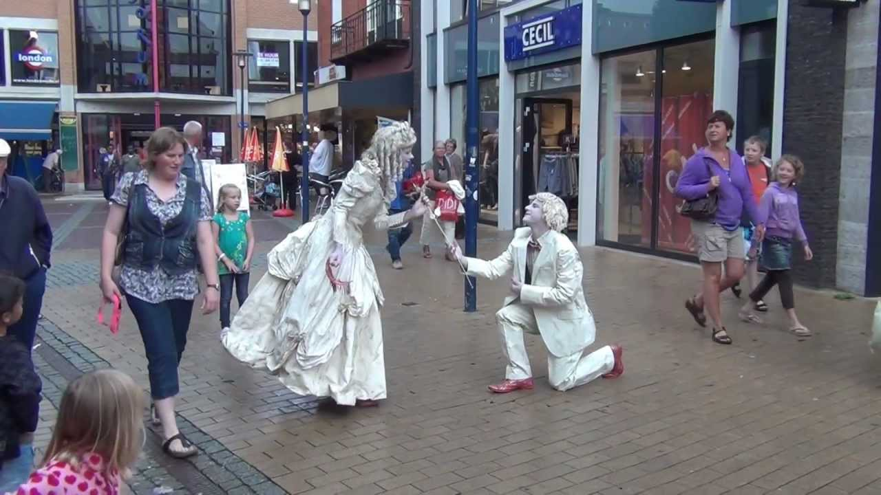 Funny Garden Statues