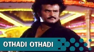 Othadi Othadi Video Song   Dharmathin Thalaivan   Rajinikanth