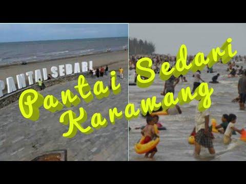 Objek Wisata Pantai SEDARI Karawang