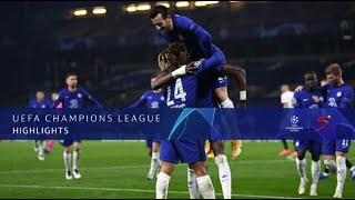 UEFA Champions League l Chelsea v Rennes l Highlights