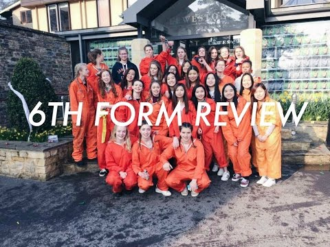 6TH FORM REVIEW