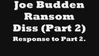 Joe Budden -Ransom Note(ransom diss)