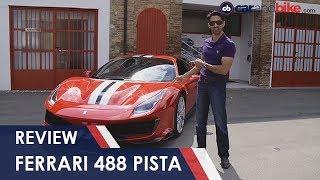 Ferrari 488 Pista Review | NDTV carandbike