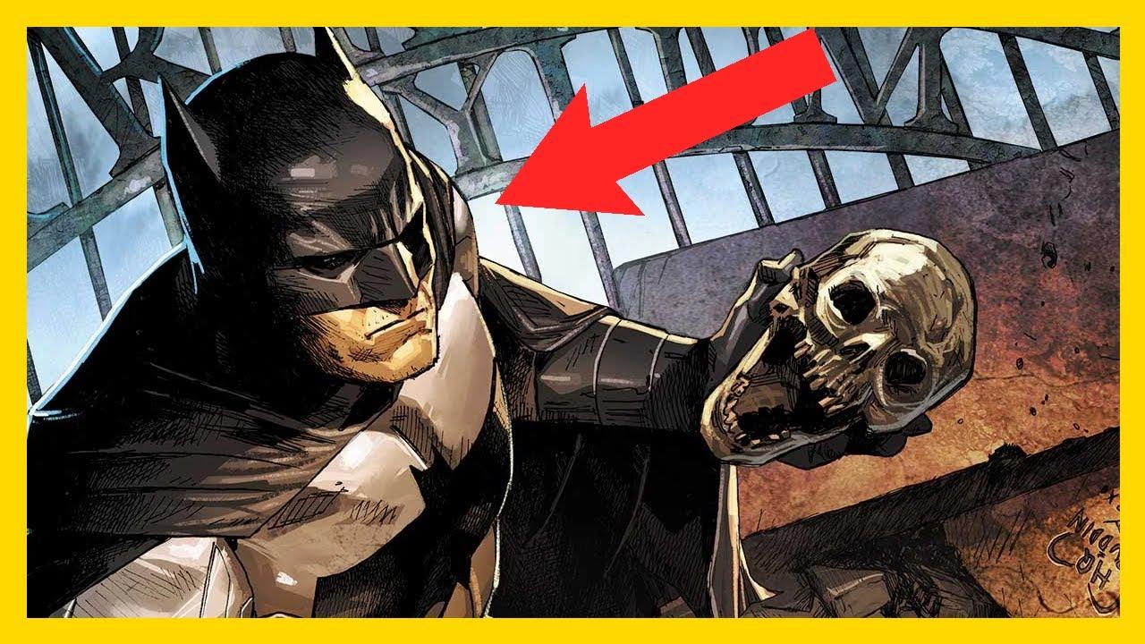 ! من هو باتمان ؟ تعرفوا على أسراره 🦇🦇