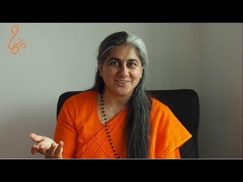 Silence Is...: Thinking About It #SwaminiSupriyananda |#Chinmayamission