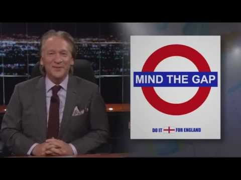 Real Time with Bill Maher: Do It For Europe (HBO)